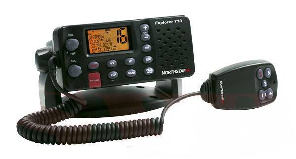 NORTHSTAR - Explorer 710 VHF